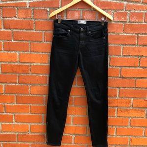 MADEWELL Skinny Skinny Zip Jeans | 26